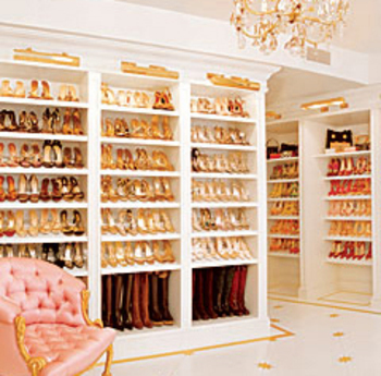What My Closet Does NOT Look Like!