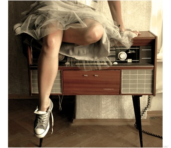 A Woman On The Radio