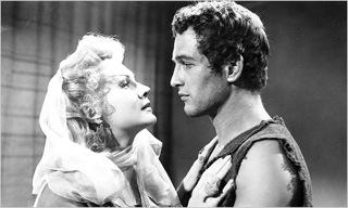 Paul Newman film debut