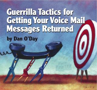 radio sales voice mail messages