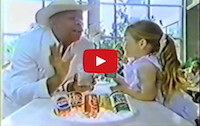 Geoffrey Holder 7-Up Commercial