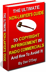 Using copyrighted songs in radio commercials