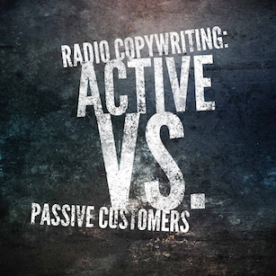 Radio Copywriting Tip