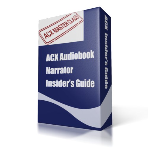how to narrate audiobooks for ACX and Audible