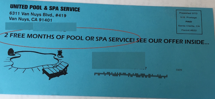 Marketing Pool Services