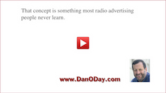 restaurant radio advertising campaign