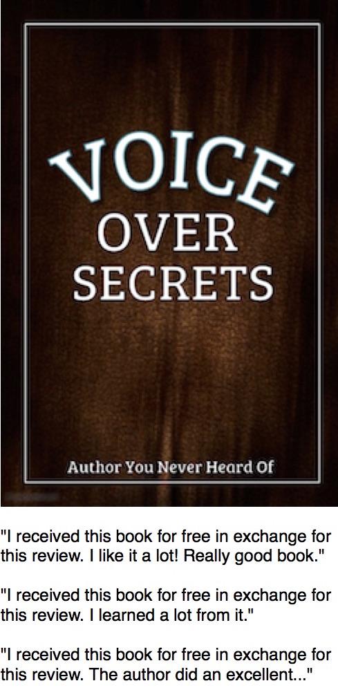 Audioboook Self Promotion tips for narrators